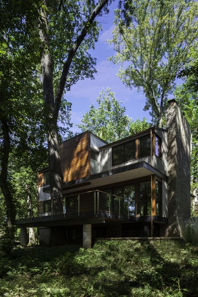 Photo 19 of Treehouse modern home