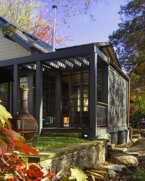Photo 16 of Craftsman Teahouse modern home
