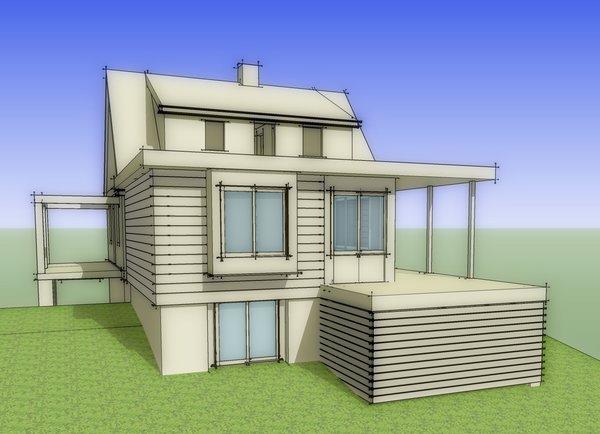 Photo 2 of Cove Overlook modern home