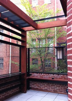 Photo 2 of Urban Rowhouse Terrace modern home