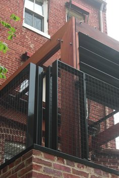 Photo 3 of Urban Rowhouse Terrace modern home