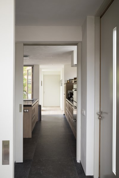 central corridor Photo 3 of House Vlijmen modern home