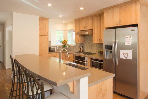 Photo 3 of Terra Linda Kitchen & Great Room modern home