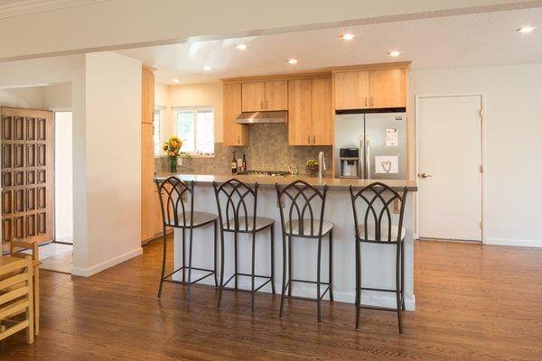Photo 4 of Terra Linda Kitchen & Great Room modern home