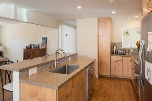 Photo 7 of Terra Linda Kitchen & Great Room modern home