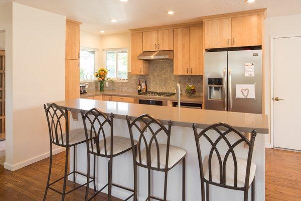 Photo 8 of Terra Linda Kitchen & Great Room modern home