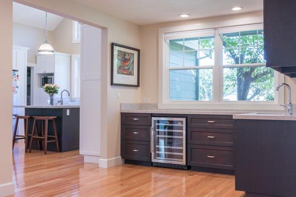 Photo  of Marinwood Garage Conversion modern home