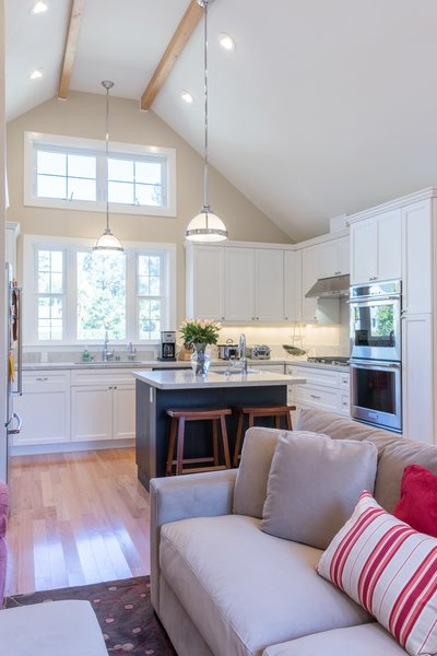 Photo 3 of Marinwood Garage Conversion modern home