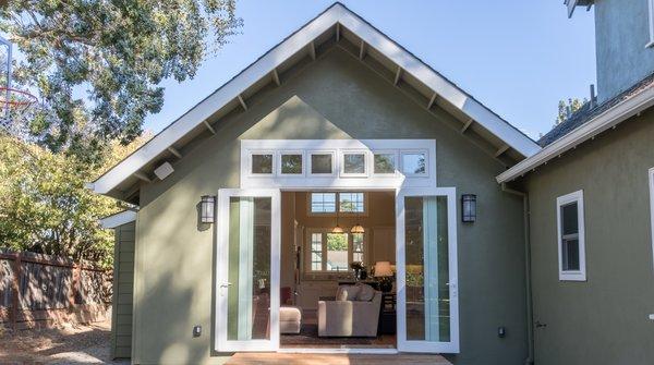 Photo 6 of Marinwood Garage Conversion modern home
