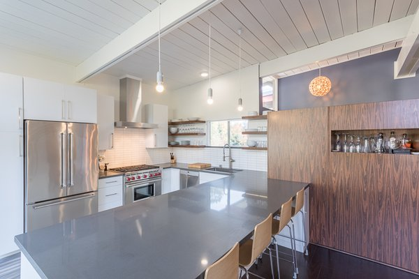 Photo 3 of Mid-century Modern Kitchen modern home