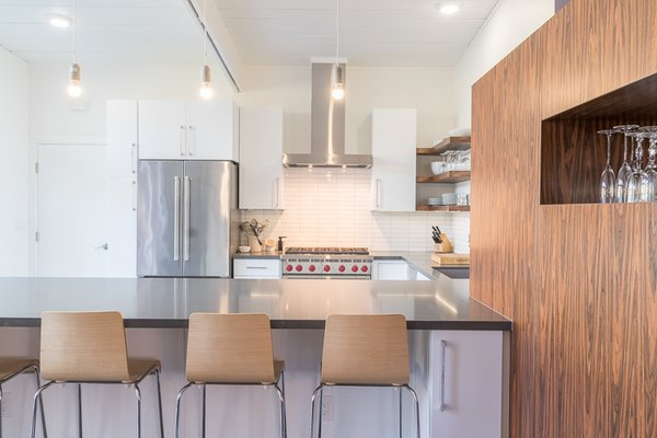 Photo 9 of Mid-century Modern Kitchen modern home