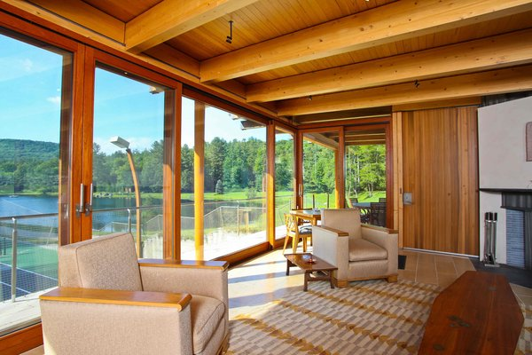 Photo  of Serene Modern Washington Estate modern home
