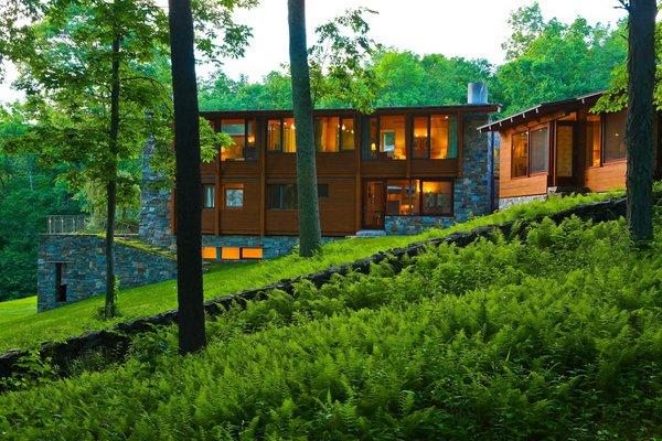 Photo 14 of Serene Modern Washington Estate modern home