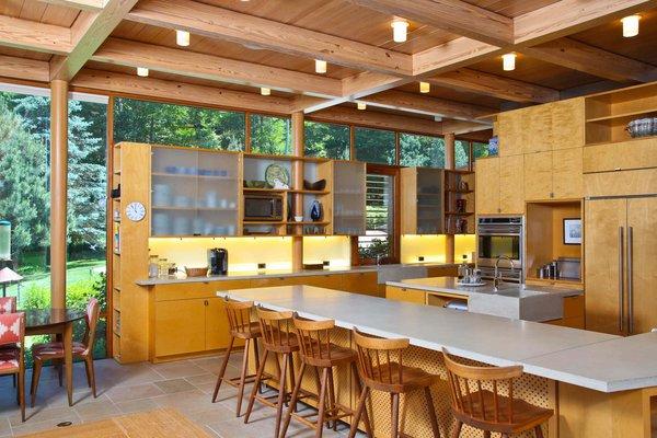 Photo 6 of Serene Modern Washington Estate modern home