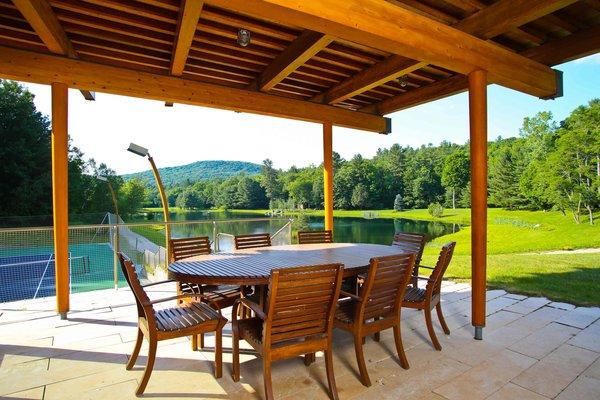 Photo 2 of Serene Modern Washington Estate modern home