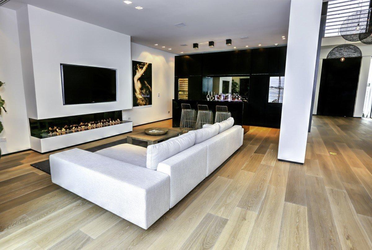 Living Room Villa Venetian by Choeff Levy Fischman