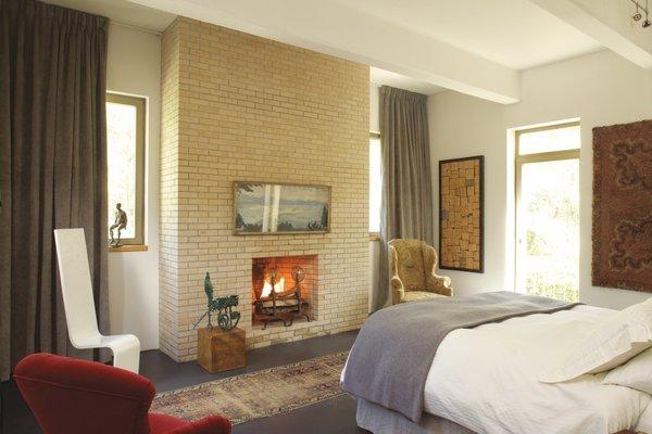 Master Bedroom Photo 4 of Dicks Castle, Garrison, NY modern home