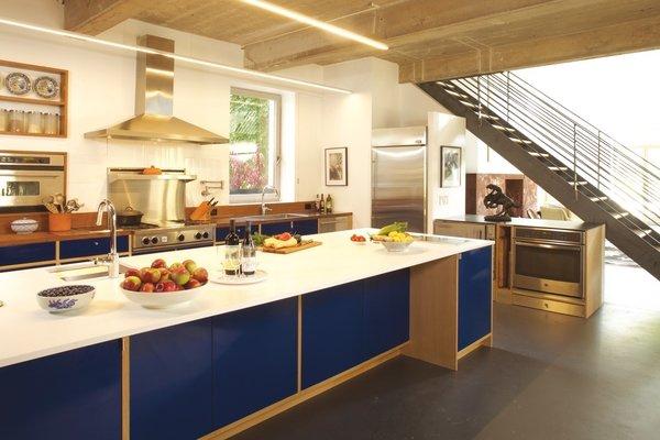 Kitchen Photo 10 of Dicks Castle, Garrison, NY modern home