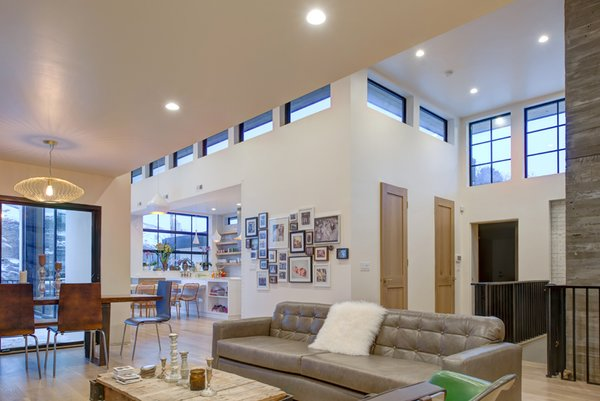 Avenues Residence Living Space Photo-Aaron Shaw Photo 8 of 529 Avenues Residence modern home