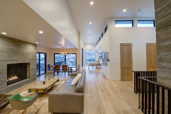 Living Room Photo-Aaron Shaw Photo 4 of 529 Avenues Residence modern home
