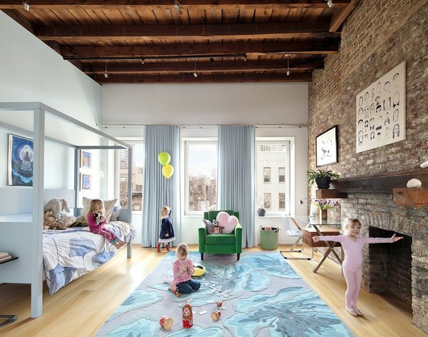 Sunfilled bedroom fit for a princess Photo 6 of Uptown Loft modern home