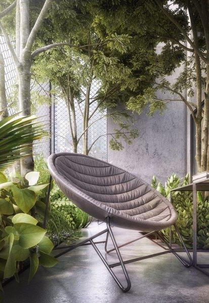 Urban Garden Seating  Photo 4 of The Al Ali Home modern home