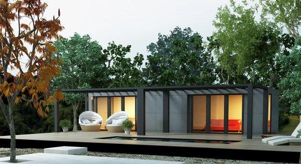 Photo 2 of 40 modern home
