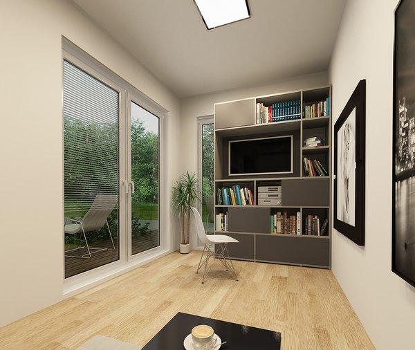 Photo  of 20 modern home