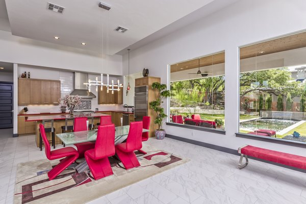 DINING KITCHEN Photo 2 of WONG HOUSE modern home