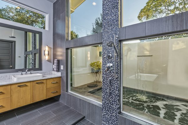 MASTER BATH Photo 9 of WONG HOUSE modern home