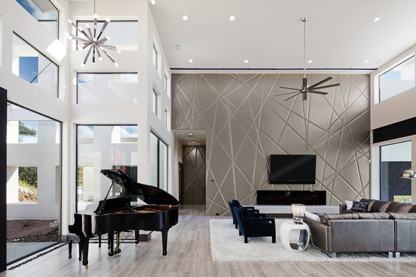 PIANO AREA Photo 17 of ALTURA HOUSE modern home