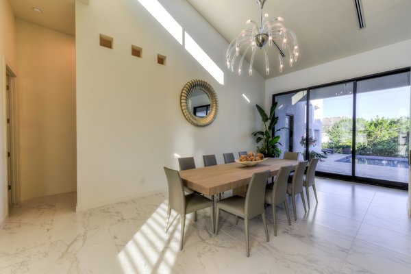 DINING ROOM Photo 10 of ORVANANOS HOUSE modern home