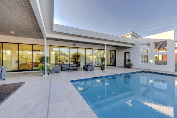 POOL Photo 20 of ORVANANOS HOUSE modern home