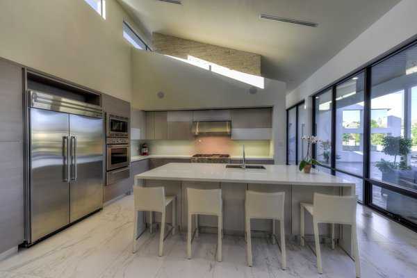 KITCHEN Photo 13 of ORVANANOS HOUSE modern home