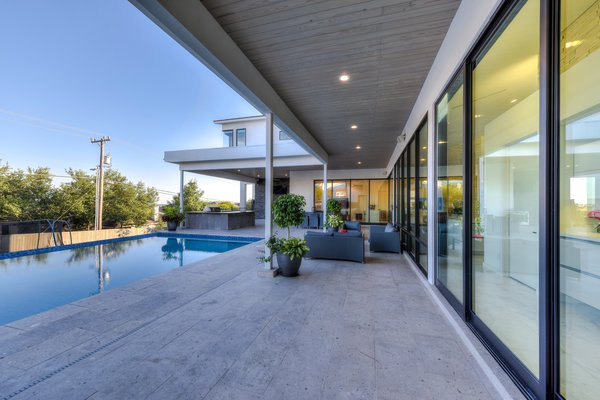 COVERED PATIO Photo 19 of ORVANANOS HOUSE modern home