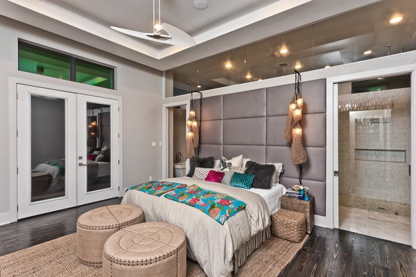 MASTER SUITE Photo 12 of BHAKTA HOUSE modern home