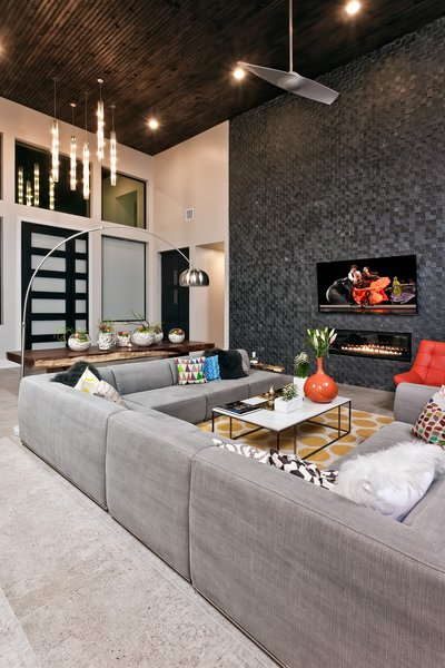 LIVING ROOM Photo 19 of BHAKTA HOUSE modern home