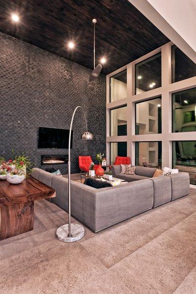 LIVING ROOM Photo 18 of BHAKTA HOUSE modern home
