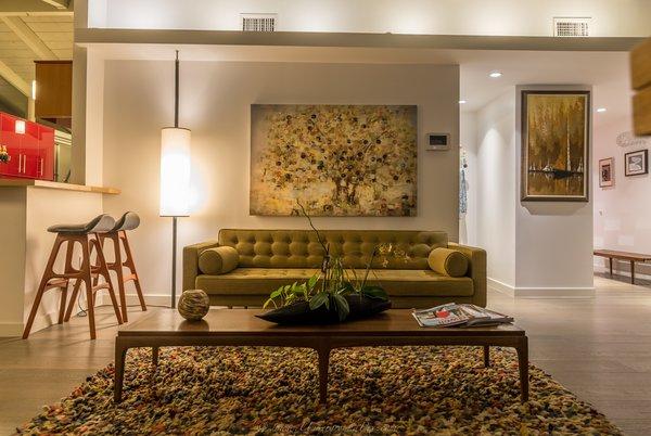 Photo 9 of Palmer & Krisel modern home