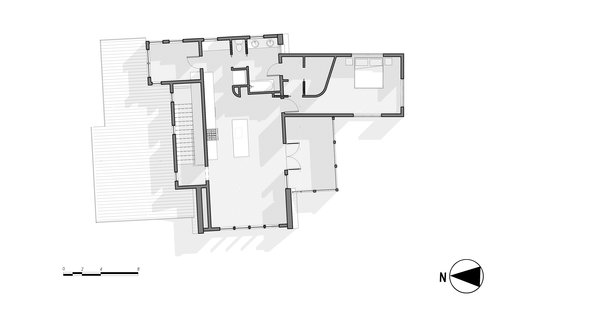 Revised 2nd floor plan Photo 19 of Jolly Bay Addition modern home
