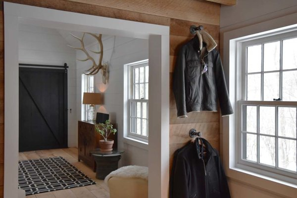 What is the point of having cool stuff if it is always buried in a closet!?  If you have it, show it. Photo 14 of The Lodge modern home