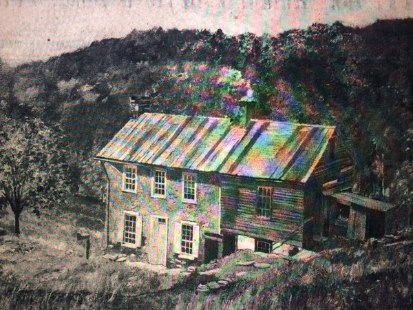 Photo  of Screaming for Life - circa 1680's Homestead, Bucks County Stone House modern home