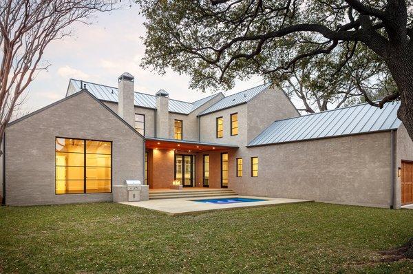 Photo 7 of 5747 Greenbrier Drive modern home