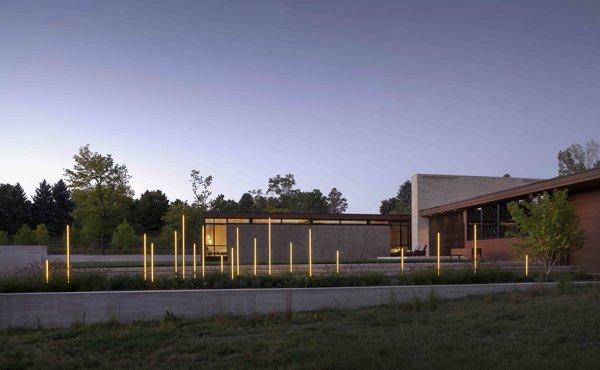 Photography by Raul Garcia Photo  of 3CS modern home