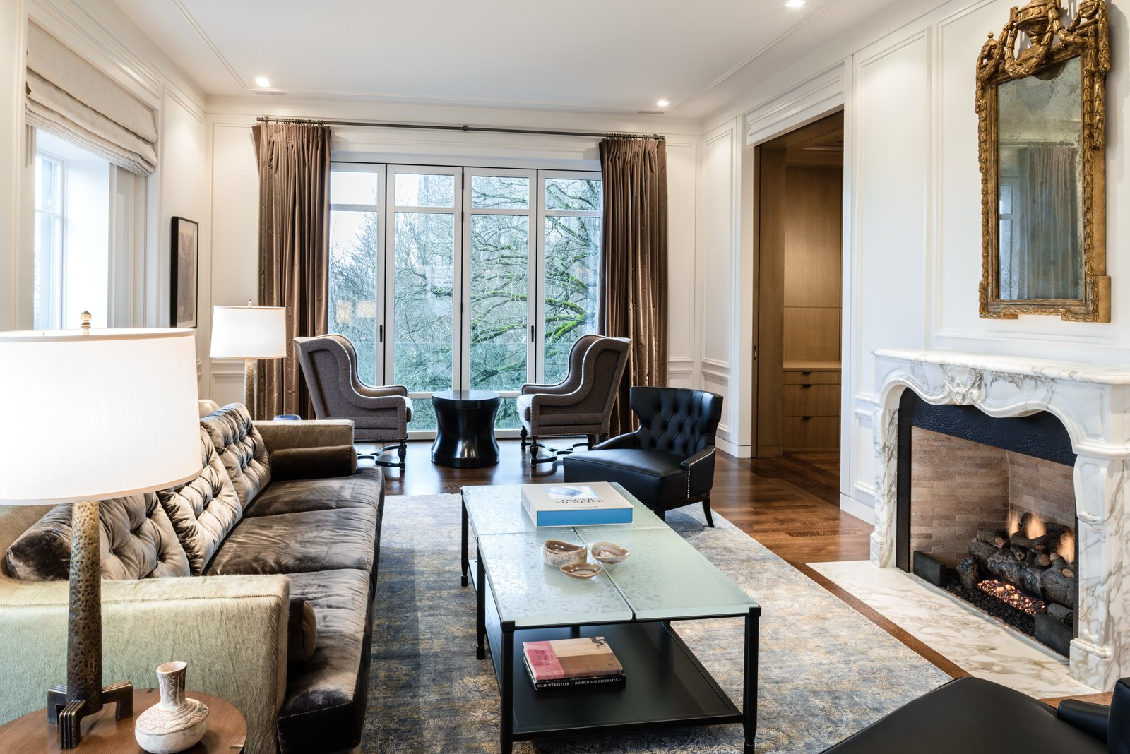 Duchess Mansion, living room Duchess Mansion by Garret Cord Werner