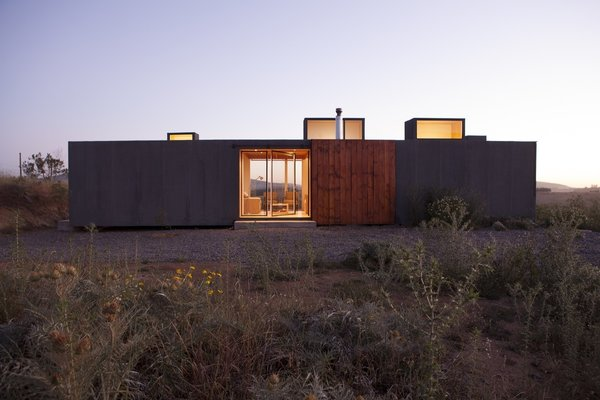 Photo  of Leyda House modern home