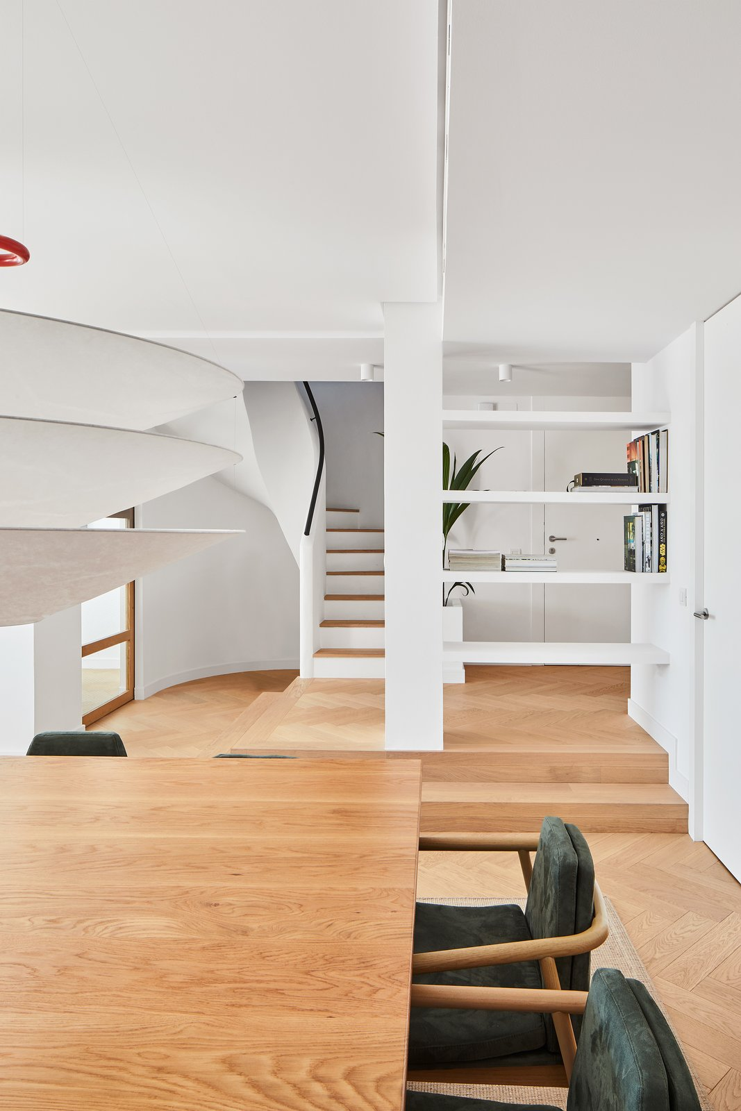 Beautiful Duplex in Barcelona by CONTI, CERT