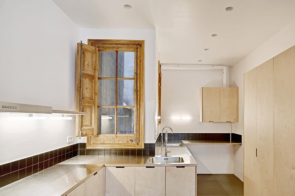 Photo 7 of Typical Barcelona apartment modern home