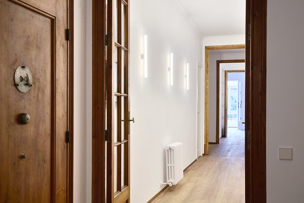 Photo  of Typical Barcelona apartment modern home