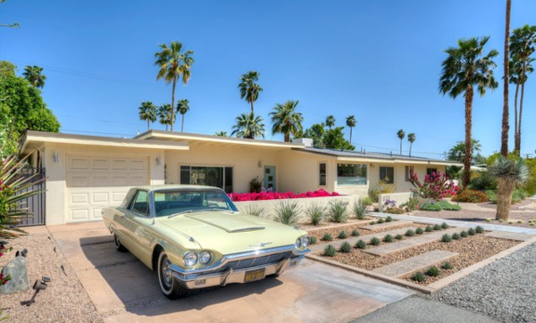Photo  of Palm Springs Mid-Century Gem modern home